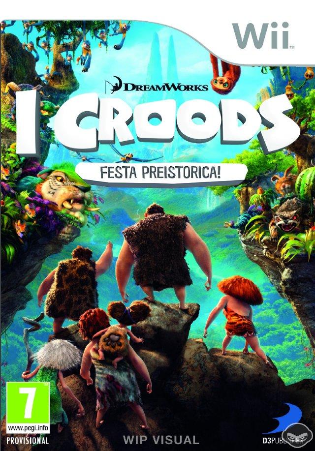 I Croods: Festa Preistorica! immagine 69055