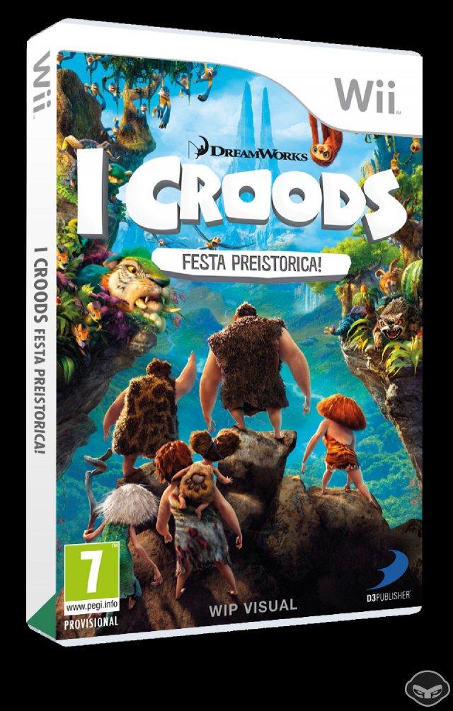 I Croods: Festa Preistorica! immagine 69056