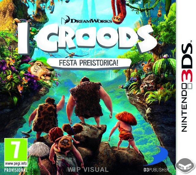 I Croods: Festa Preistorica! immagine 69057