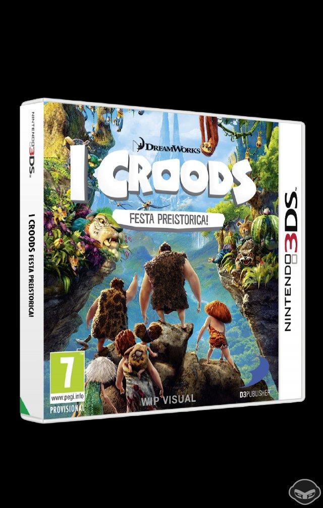 I Croods: Festa Preistorica! immagine 69058