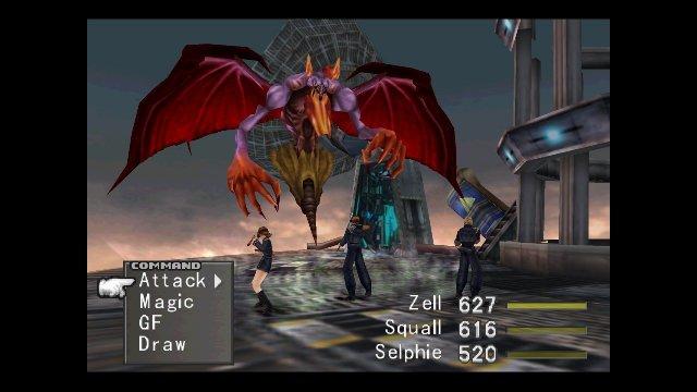 Final Fantasy VIII - Immagine 99541
