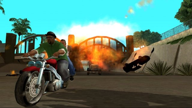 Grand Theft Auto: San Andreas immagine 99870