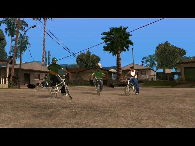 Grand Theft Auto: San Andreas immagine 99873