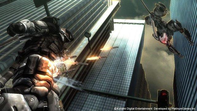 Metal Gear Rising: Revengeance - Immagine 79238