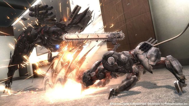 Metal Gear Rising: Revengeance immagine 79251