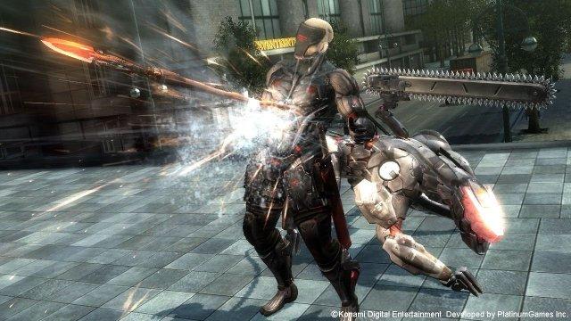 Metal Gear Rising: Revengeance immagine 79253