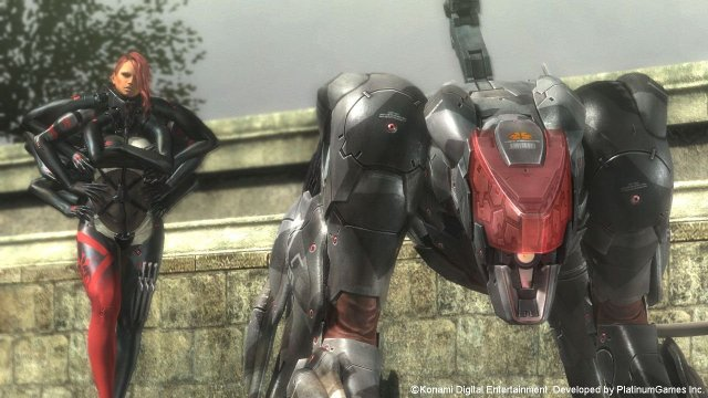 Metal Gear Rising: Revengeance immagine 79257