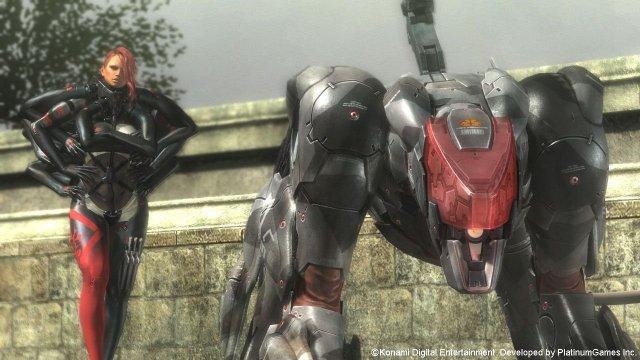 Metal Gear Rising: Revengeance immagine 79257
