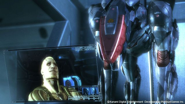 Metal Gear Rising: Revengeance immagine 79263