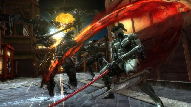 Metal Gear Rising: Revengeance - Immagine 100324