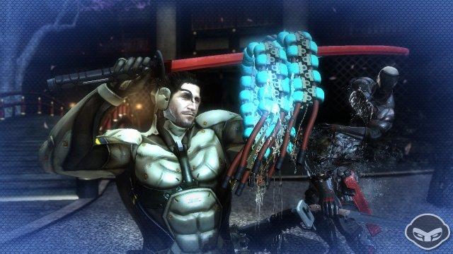 Metal Gear Rising: Revengeance - Immagine 77988