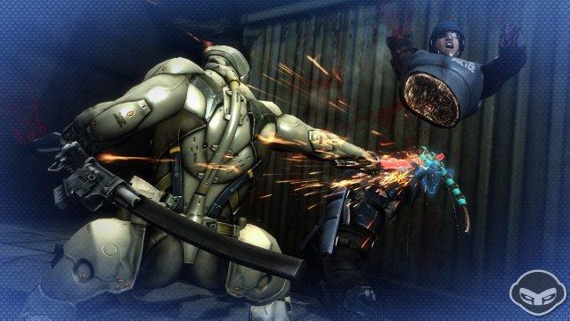 Metal Gear Rising: Revengeance - Immagine 77994