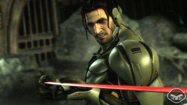 Metal Gear Rising: Revengeance - Immagine 77996