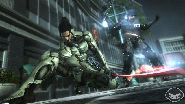 Metal Gear Rising: Revengeance - Immagine 77998