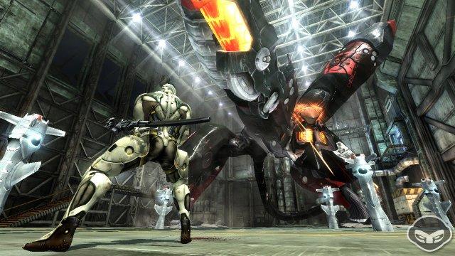 Metal Gear Rising: Revengeance - Immagine 74405