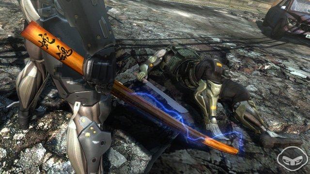 Metal Gear Rising: Revengeance - Immagine 74411