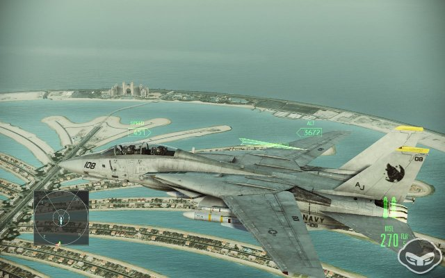 Ace Combat Assault Horizon immagine 72115