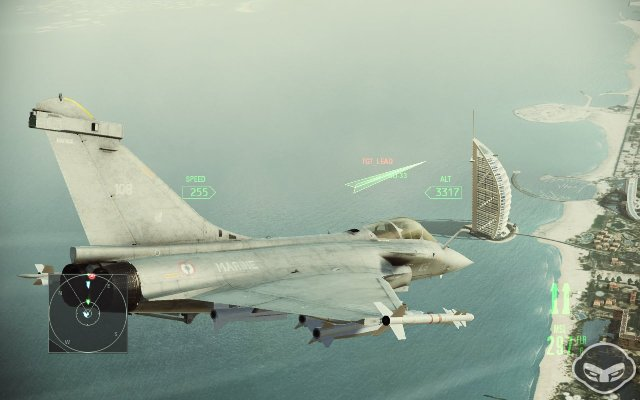Ace Combat Assault Horizon immagine 72118