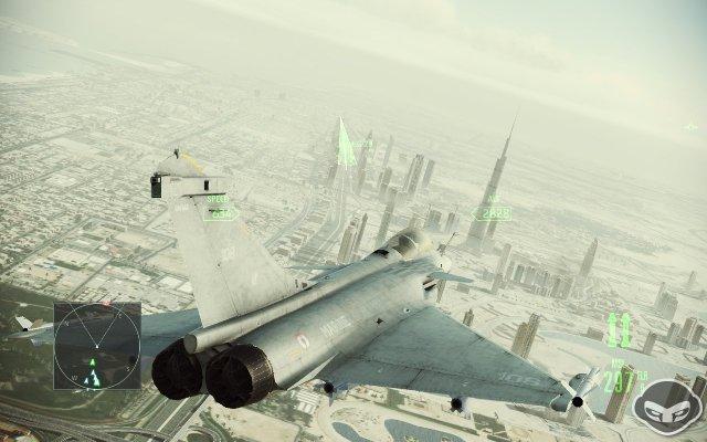 Ace Combat Assault Horizon immagine 72120