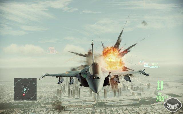 Ace Combat Assault Horizon immagine 72121