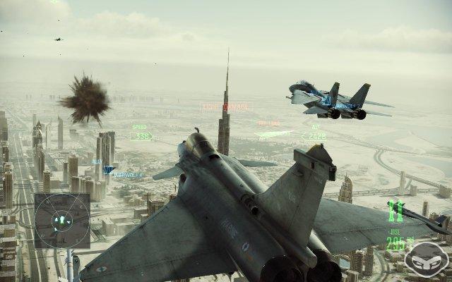 Ace Combat Assault Horizon immagine 72122