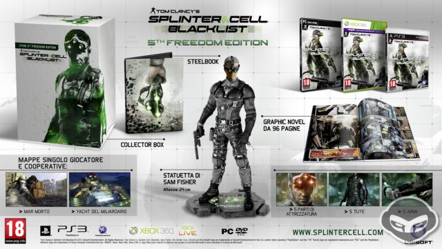 Splinter Cell Blacklist - Immagine 75727