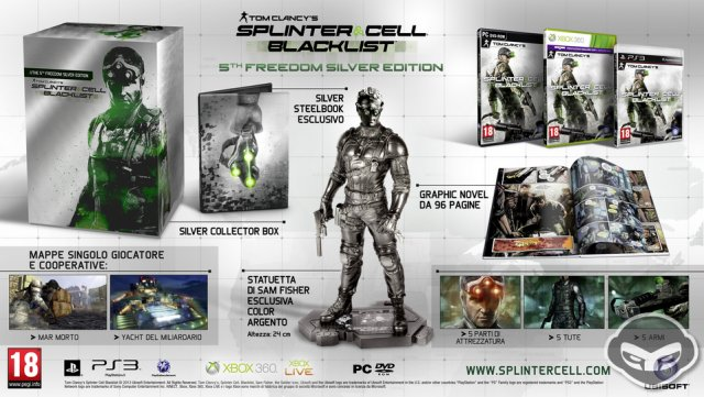 Splinter Cell Blacklist immagine 75732