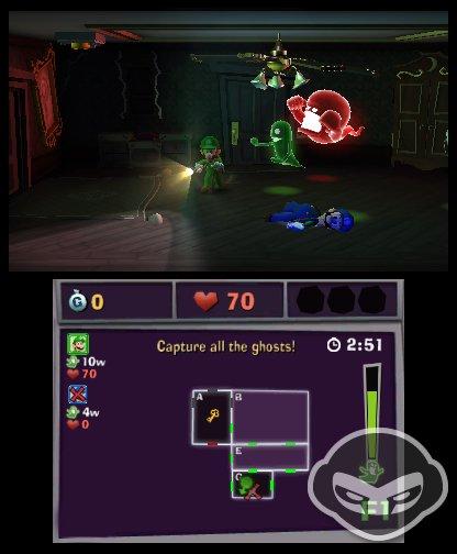 Luigi's Mansion 2 immagine 72000
