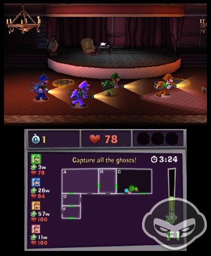 Luigi's Mansion 2 immagine 72003