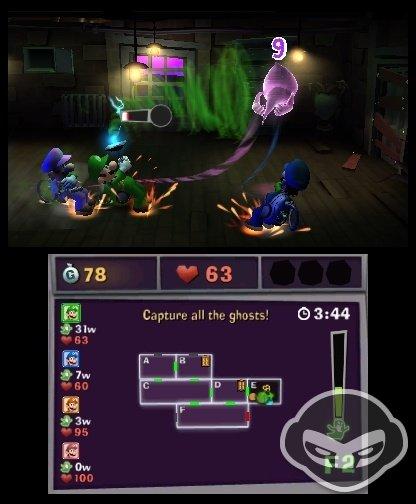 Luigi's Mansion 2 immagine 72004