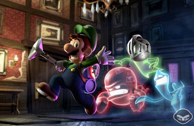 Luigi's Mansion 2 immagine 70587
