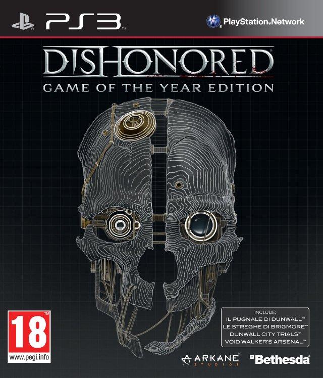 Dishonored immagine 95428