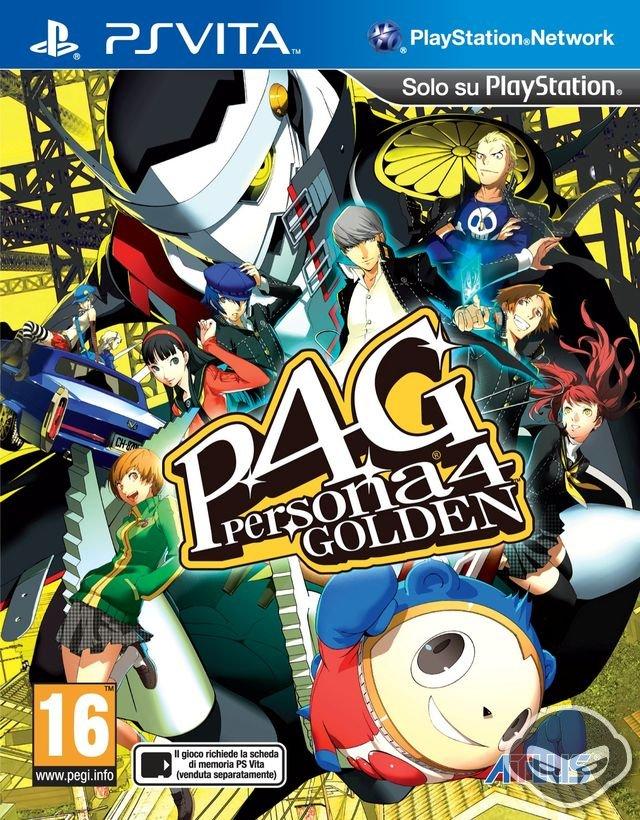 Persona 4: The Golden immagine 71471
