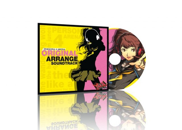 Persona 4 Arena immagine 79050