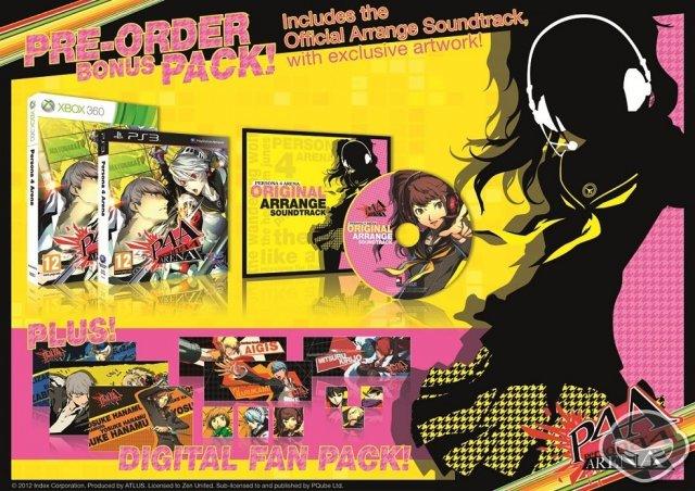 Persona 4 Arena immagine 76061