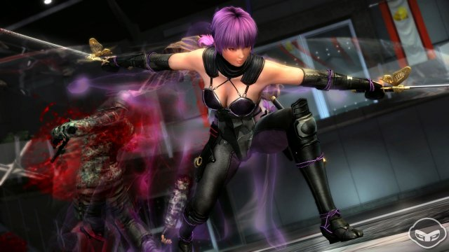 Ninja Gaiden 3: Razor's Edge immagine 76479