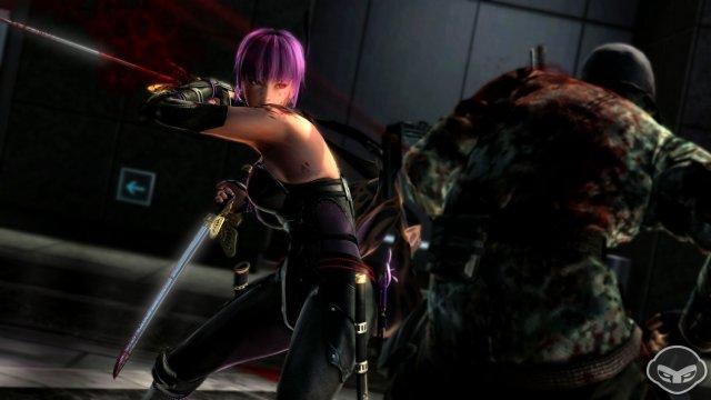 Ninja Gaiden 3: Razor's Edge immagine 76481