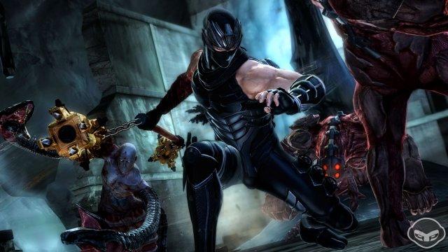 Ninja Gaiden 3: Razor's Edge immagine 76485