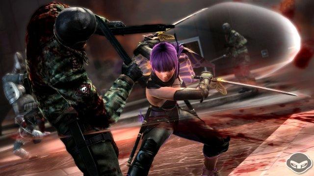 Ninja Gaiden 3: Razor's Edge immagine 76489