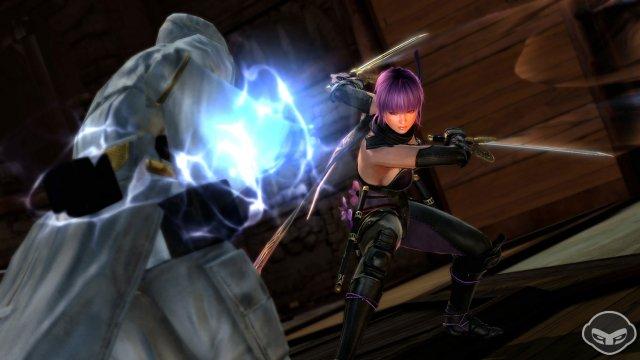 Ninja Gaiden 3: Razor's Edge immagine 76491