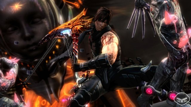 Ninja Gaiden 3: Razor's Edge immagine 76493