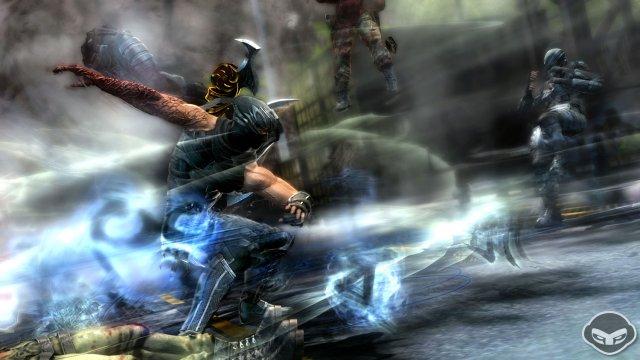 Ninja Gaiden 3: Razor's Edge immagine 76495