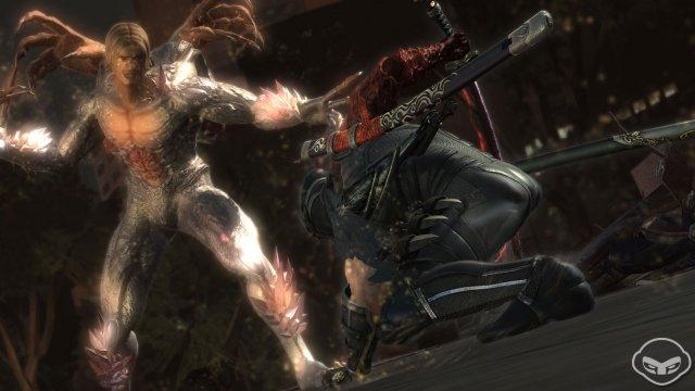 Ninja Gaiden 3: Razor's Edge immagine 76497