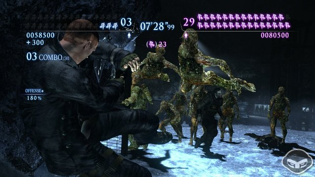 Resident Evil 6 immagine 76834