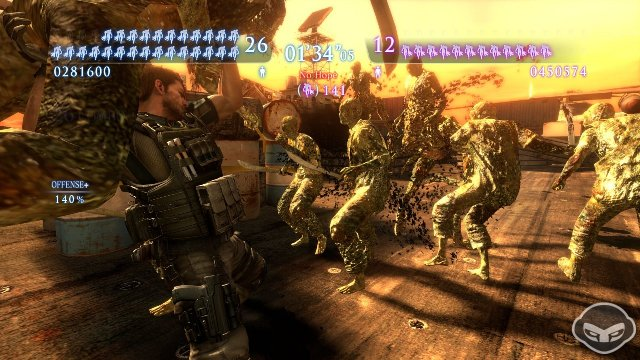 Resident Evil 6 immagine 76835