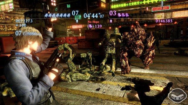 Resident Evil 6 immagine 76836