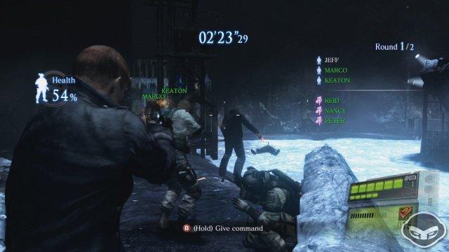 Resident Evil 6 immagine 72324