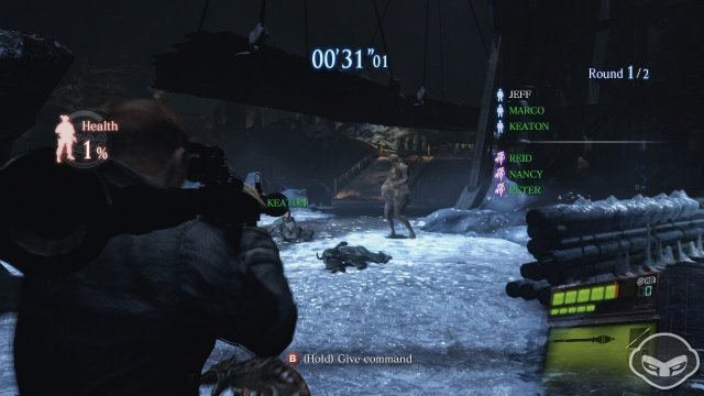 Resident Evil 6 immagine 72326