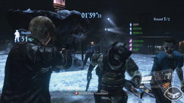 Resident Evil 6 immagine 72328