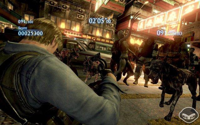 Resident Evil 6 immagine 76090
